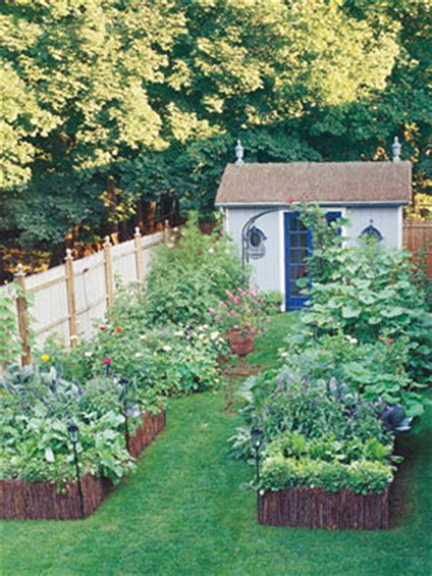 Backyard Bounty by Make The Most Of Small Garden Spaces Gardening Tips At