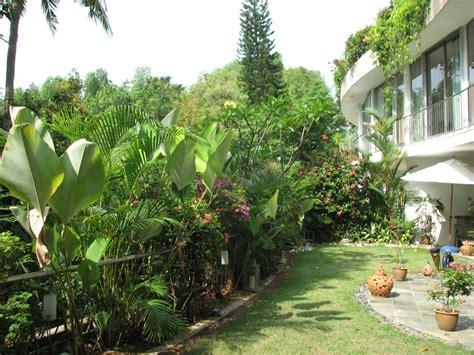 Tropical Garden Decor Mesmerizing 80 Tropical Garden Decoration Decorating Inspiration Of Design Of Tropical Garden