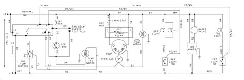 amana thermostat wiring diagram wiring diagram
