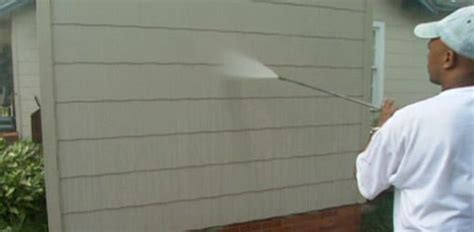 tips  cleaning  home   pressure washer today