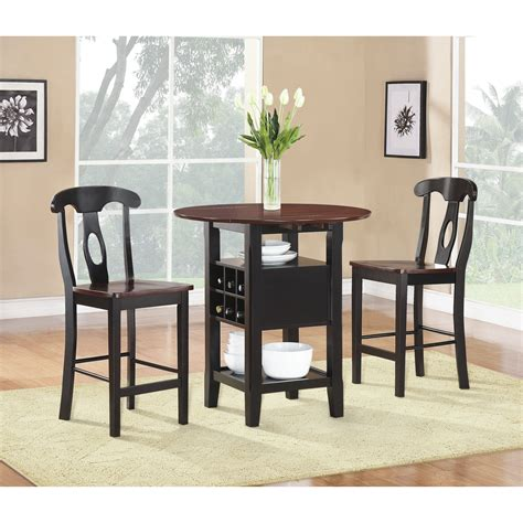 woodhaven hill mably 3 piece counter height dining set reviews wayfair woodhaven hill atwood 3 piece counter height dining set