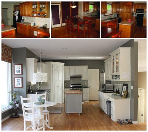 Installing Backsplash In Kitchen by 50 Inspirational Home Remodel Before And Afters