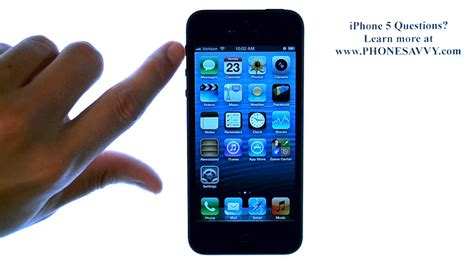 apple iphone 5 ios 6 how do i turn on silent mode