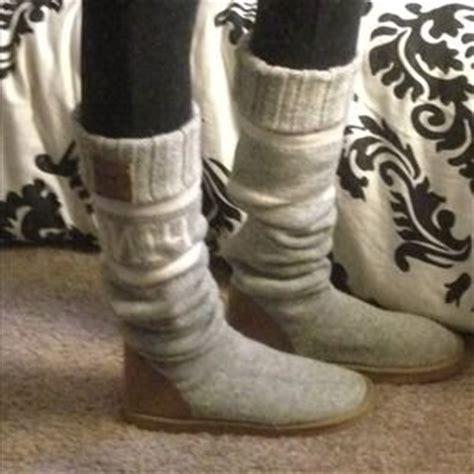 sock like boots s secret adorable pink sock like boots