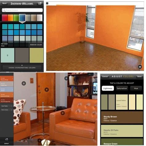 app to see paint color on walls see a new color on your walls before buying a can of paint