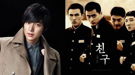 film pemeran utama lee min ho lee min ho sempat ditawari peran yoo ah in di film friend