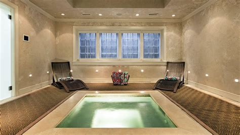 the latest luxury amenity at home spas
