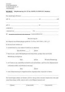 Kündigung Schreiben Muster Für Wohnung Adoptionsantrag Magazine