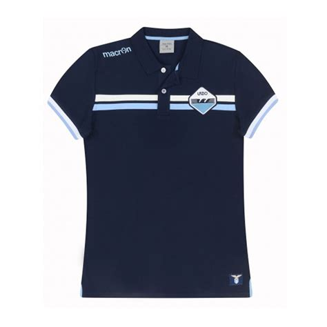 Kaos Polo Lazio Football Team ss lazio polo europa league bambino