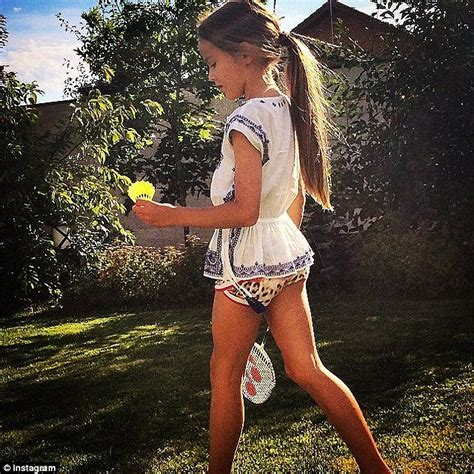 Kristina Pimenova Was Named The Most Beautiful Girl In The World Landing A Lucrative Modeling