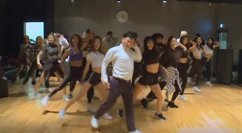 tutorial dance psy daddy psy s daddy dance practice video is absolutely brilliant
