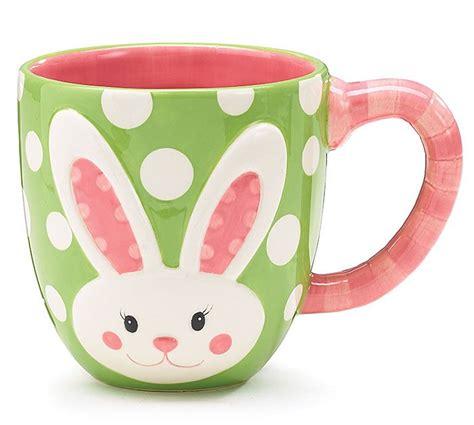 Kaos Bunny And Cup Of Tea burtonandburton bunny mug cups