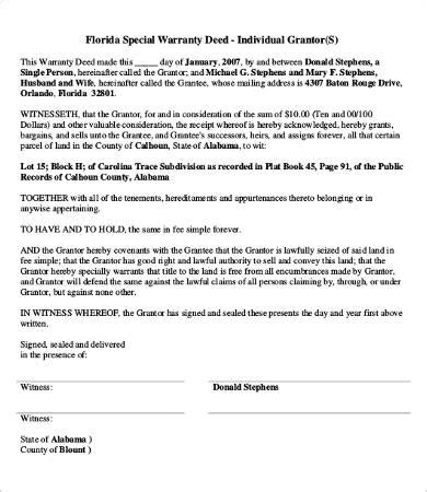 warranty claim form template warranty deed form 10 free word pdf documents