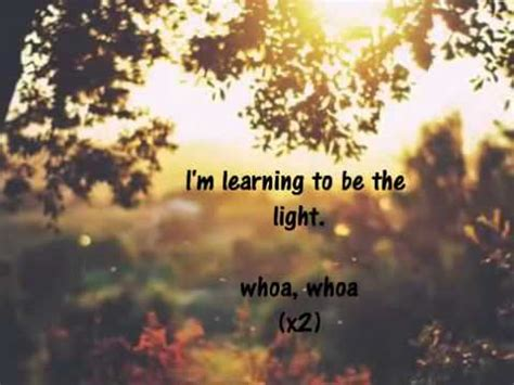 Learning To Be The Light Lyrics by The Best 28 Images Of Learning To Be The Light Lyrics