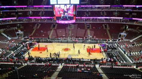 section 302 united center united center section 334 chicago bulls rateyourseats com