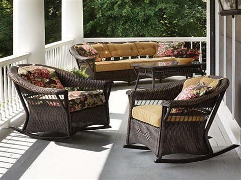 patio and porch furniture furniture best wicker porch furniture wicker porch