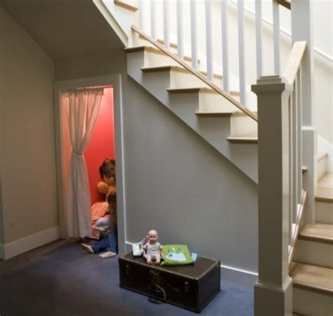 cool ideas 9 cool ideas for kids playing area under the stairs