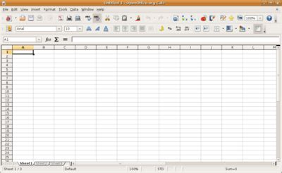 Application Software Spreadsheet by Spreadsheet