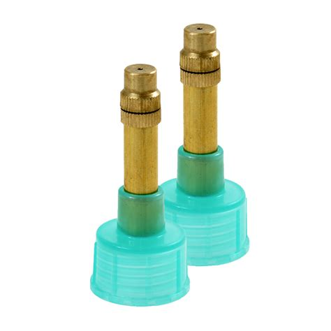 spray nozzle replacement personal mister sprayer mist 40 brass nozzle 2 pack