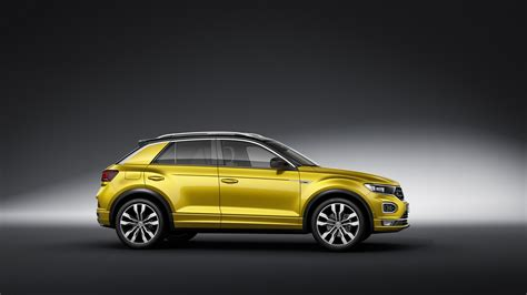 Vw Auto Frankfurt by Volkswagen Shows T Roc R Line In Frankfurt Autoevolution