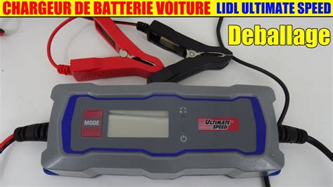 Car Cover Ultimate Speed Chargeur De Batterie Voiture Lidl Ultimate Speed Moto Car