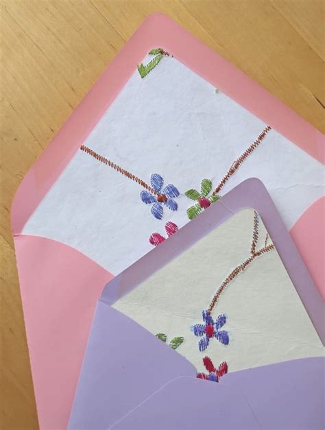Handmade Paper Envelope - 100 best images about handmade envelopes on