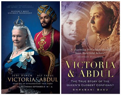 film queen victoria and abdul victoria abdul trailer judi dench ali fazal and a rare