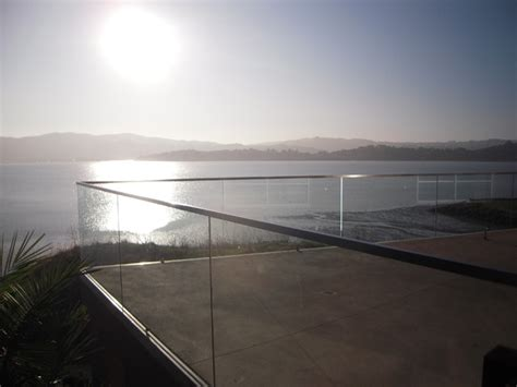 Glass Patio Railing Systems by Glass Railings Interior And Exterior