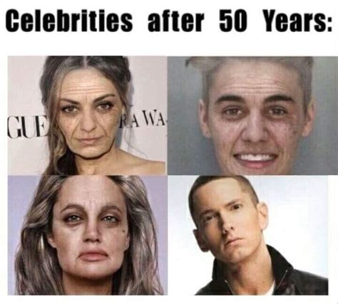 Meme Plastic Surgery - celebrities after 50 years funny memes daily lol pics