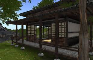 Minecraft modern house on japanese traditional house plans