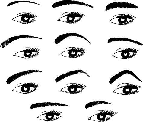 stylish eyebrows shapes for black women die augenbrauen der rahmen des gesichts brillen trends