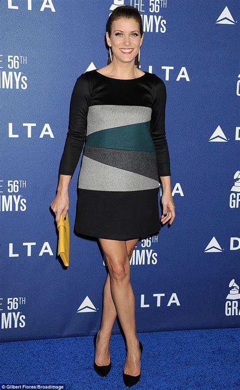 Ready Malone Blue Suede hilary duff makes carpet appearance after