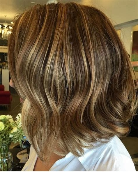 short haircuts brunettes with gray highlights short hair with caramel brunette highlights hairstyles