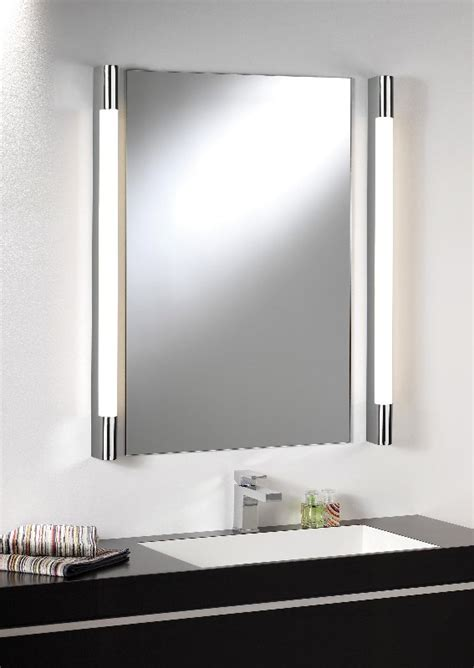 Bathroom Mirrors And Lighting Ideas Bathroom Mirror Side Lights Bathroom Lighting Mirror Pinterest Bathroom Mirrors