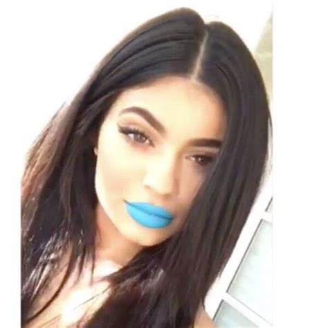 jenner lip colors jenner s new lip kit color will give you the blues