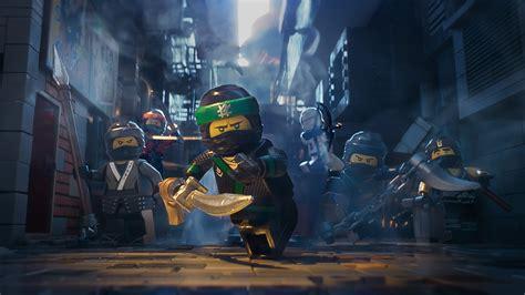 film de ninja go lego ninjago o filme ganha novo trailer