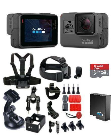 Gopro 6 Black souq gopro 6 black with gopro rechargeable battery