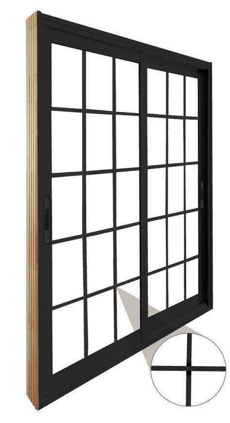 5 Ft Sliding Patio Doors Stanley Doors Sliding Patio Door 15 Lite
