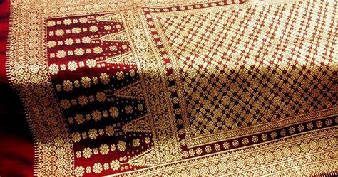 Songket Lepus 2 jual songket palembang cekna songket palembang motif lepus maron biji pare berlian