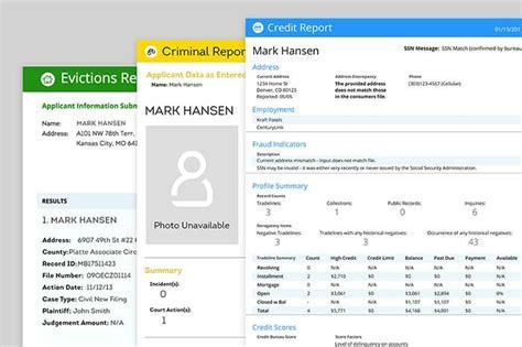 transunion background check smartmove tenant screening transunion