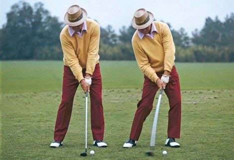 sam snead swing keys jim flick think of address at impact golf digest