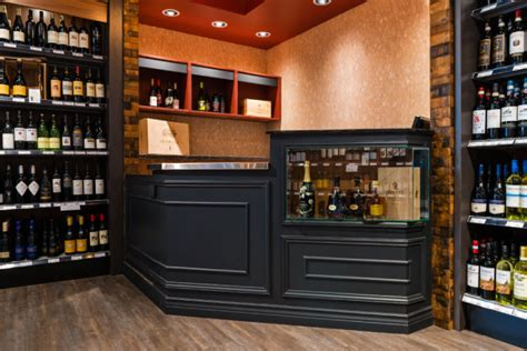 superior Harmony In Interior Design #5: 002_Cask-and-Barrel_liquor-store-interior-design_Hatch-Interior-Design-1.jpg