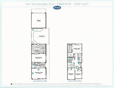 townhouse floor plans floor plans pinterest lake burden devonshire townhouse floor plan in windermere