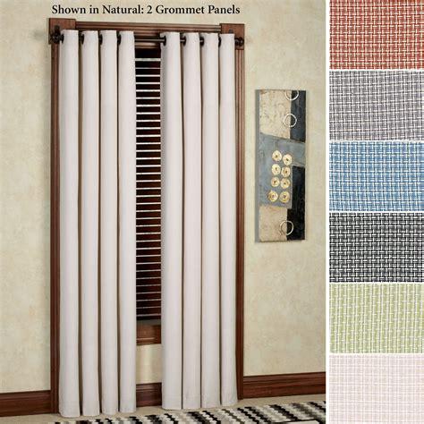 Grommet Window Panels Landis Grommet Curtain Panels