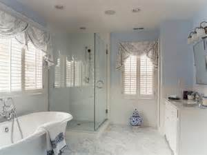 Fun frugal perk ups for bathroom windows hgtv