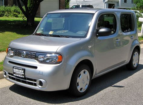 nissan cube 2009 file 2009 nissan cube 1 8 jpg wikimedia commons