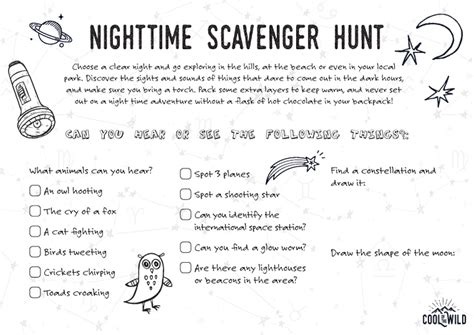 scavenger hunt ideas cool scavenger hunt ideas your will cool of