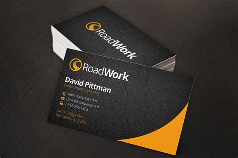 business cards design canada create