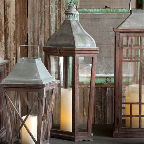 Park Hill French Style Mantle Lantern   YF0931