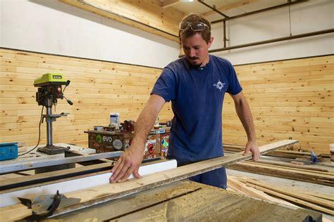 rock wall woodshop foundation house sober living